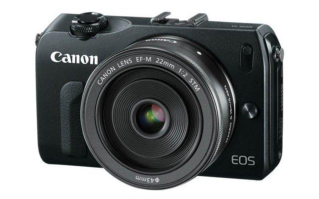 [RK5] HOT ! Gambar Bocoran Kamera Terbaru Canon EOS M