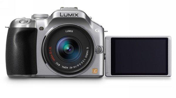 Kamera Micro 4/3 Panasonic Lumix G5
