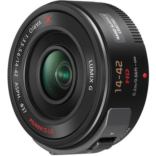 Lensa Mirrroless Baru: Sony Pancake, Olympus Macro dan Panasonic Zoom