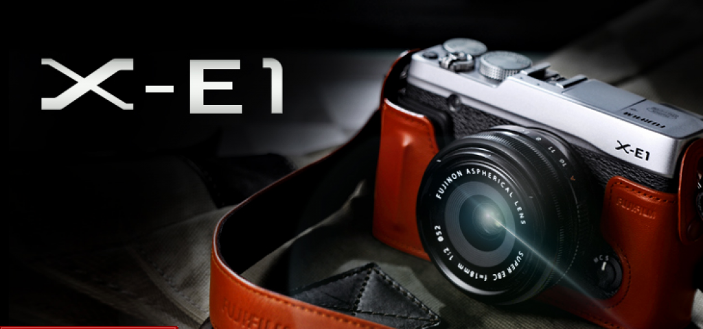 Kamera Fuji X-1