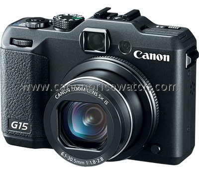 Kamera Canon G15