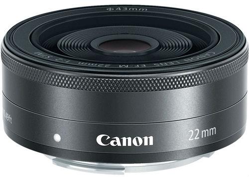 Lensa Canon EOS M 22mm f/2.0