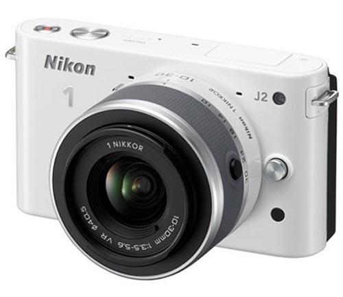 Gambar Kamera Terbaru Nikon 1 J2