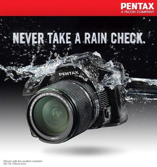 Kamera DSLR Terbaru Pentax K30
