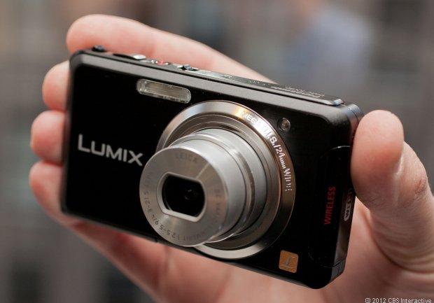 Panasonic Lumix FX90 Dengan Aplikasi Iphone Atau Android
