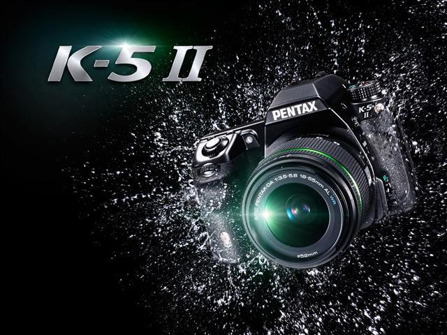 Gambar dan Spesifikasi Detail Kamera Pentax K-5 II dan Pentax K-5 IIs