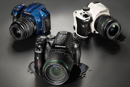 Kamera DSLR Pentax K30