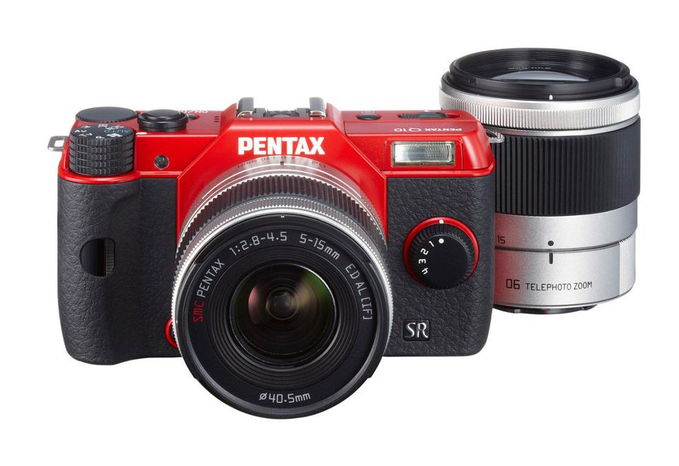 [Press Release] Kamera Mirrorless Pentax Q10
