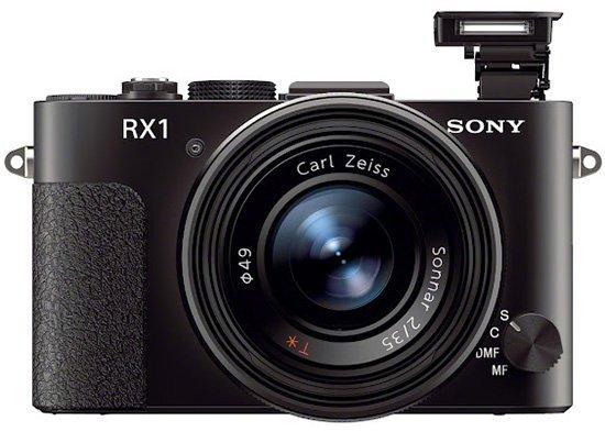 [Press Release] Kamera Kompak Sony RX1 Bersensor Full Frame