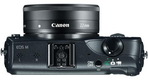 Gambar Bocoran Kamera Terbaru Canon EOS M