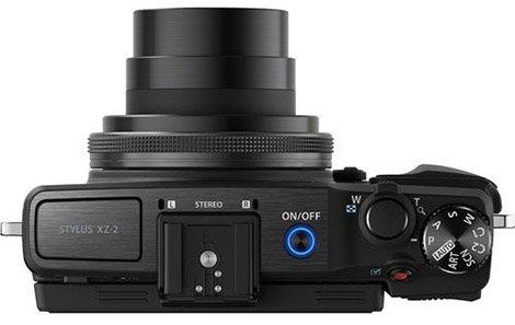 Kamera Olympus XZ-2