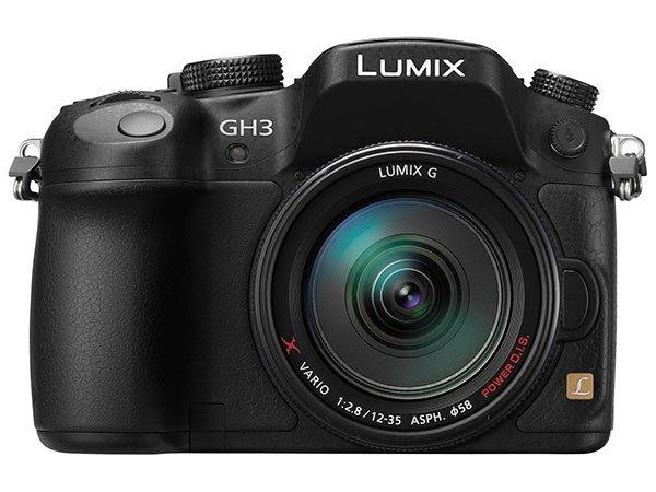 [Press Release] Kamera Panasonic Lumix GH3