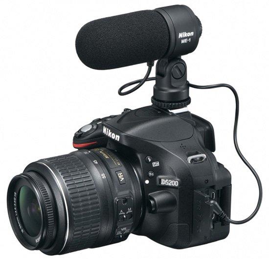 Nikon D5200 Video Setup