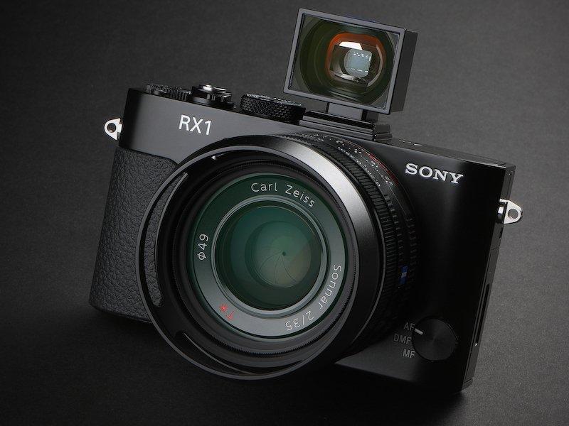 Kamera Sony RX1, Image Credit sonyalpharumors.com