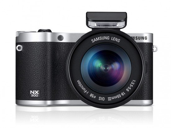 Kamera Terbaru Samsung NX300, Image Courtesy Mirrorless