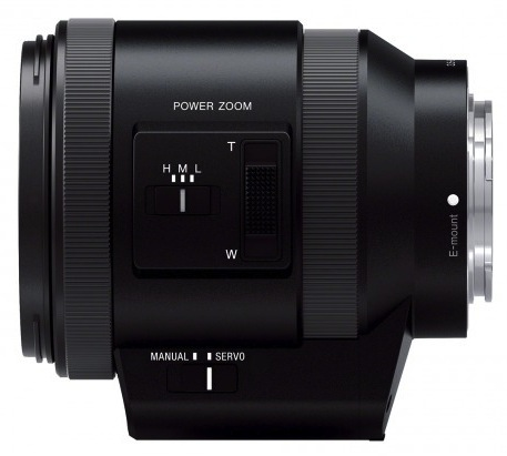 Powerzoom 18 200mm f/3.5 6.3