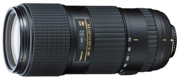 Lensa Tokina 70-200mm F4 Pro FX, Image Credit : Tokina