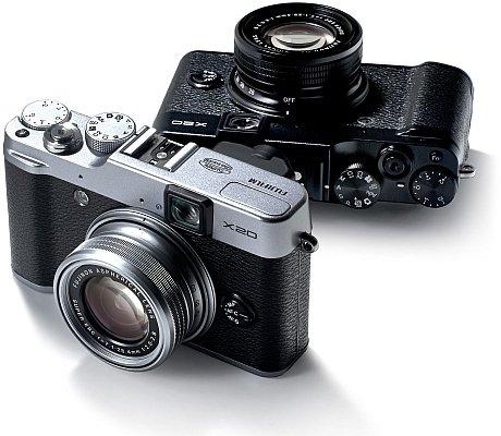 Kamera Fuji X-20