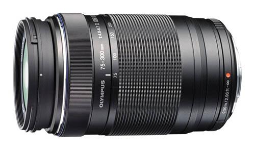 Lensa Olympus 75-300mm II