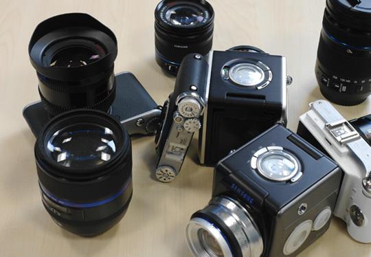 Prototipe Kamera Samsung, Image Courtesy Photorumors