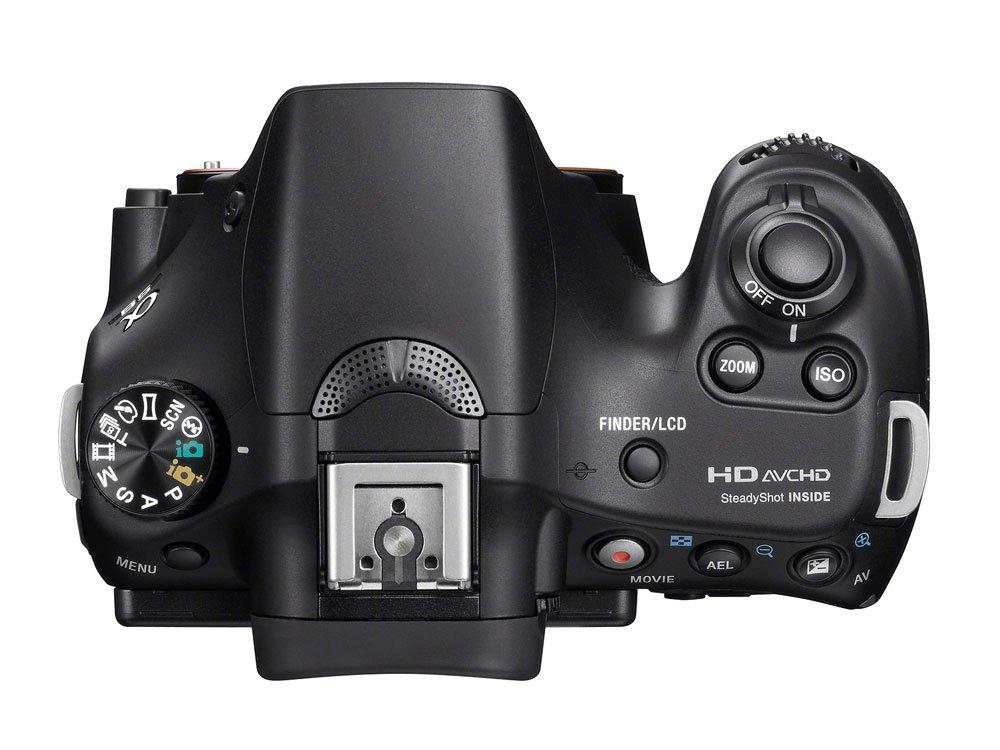 Kamera Terbaru Sony A58 (Atas)