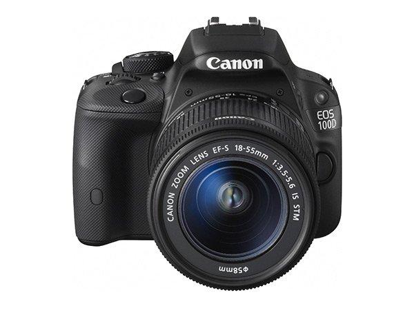 Kamera Terbaru Canon EOS 100D, Image Credit CNET