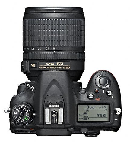 Kamera Terbaru Nikon D7100