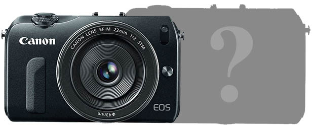 Kamera Canon EOS-M