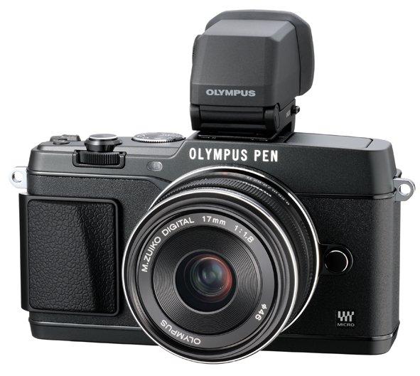 Kamera Olympus PEN E-P5