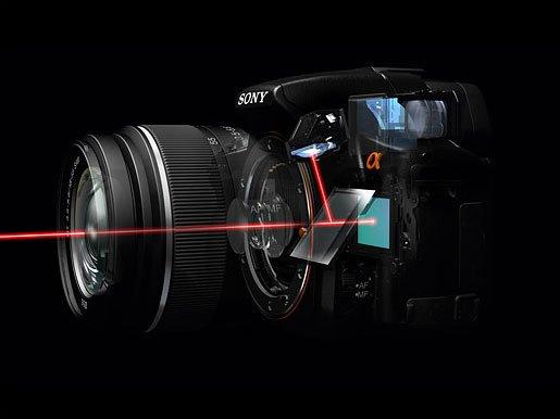 Kamera Sony SLT Akan Dimatikan