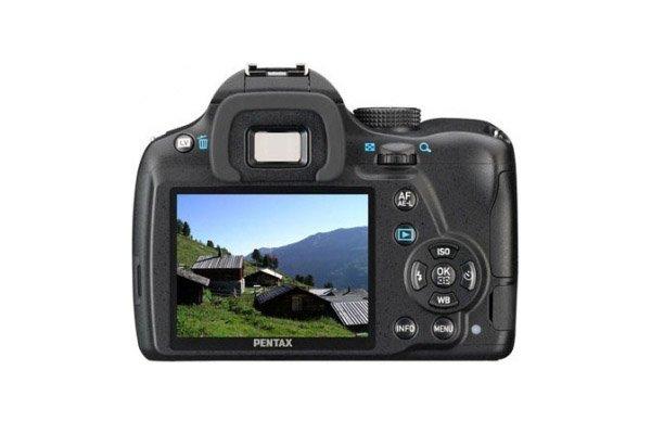 Kamera Terbaru Pentax K-50