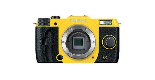 Pentax Q7 Kuning