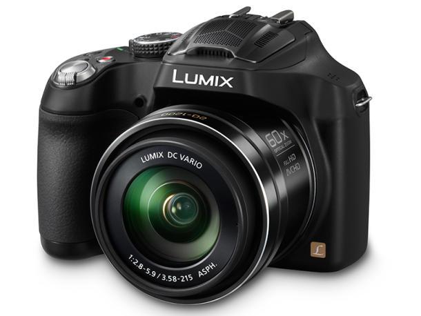 Press release kamera terbaru panasonic lumix fz dengan lensa