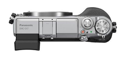 Panasonic Lumix GX7 (Atas)