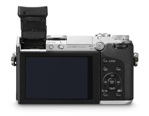 Panasonic Lumix GX7 (Tiltable EVF)