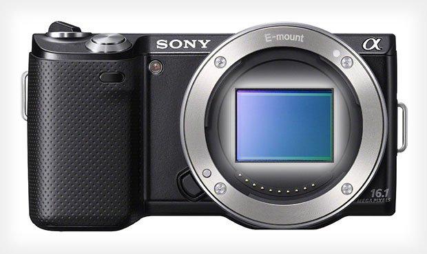 Sony NEX FF