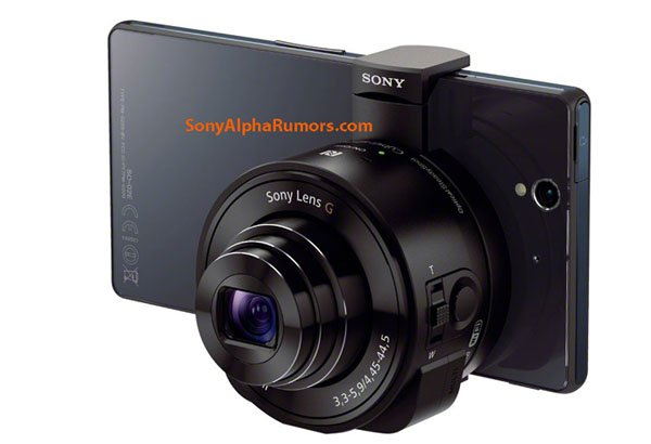 Lens-Camera Sony Q10