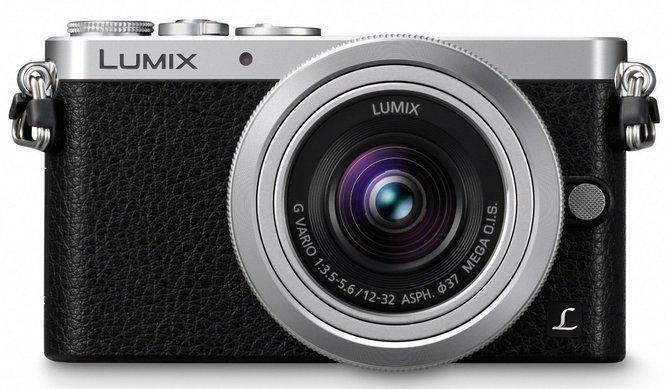 Kamera Panasonic Lumix GM1, Image Credit Panasonic