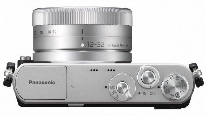 Kamera Panasonic Lumix GM1(Atas), Image Credit Panasonic