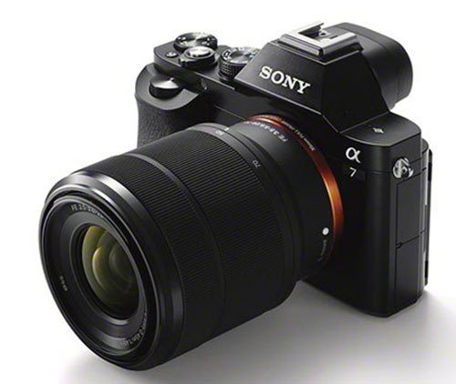 Kamera Mirrorless Full Frame Sony Alpha A7, Image Credit Digicameinfo
