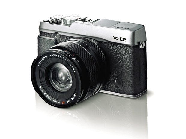 Kamera Fujifilm X-E2, Image Credit Fujifilm