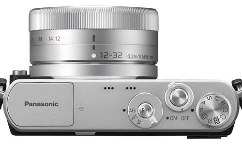 Kamera Panasonic Lumix GM1 (Belakang), Image Credit Digicameinfo