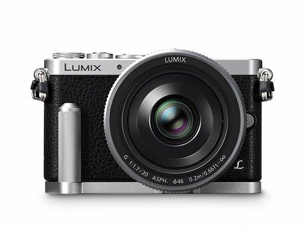 Kamera Panasonic Lumix GM1 + Hand-Grip, Image Credit Panasonic