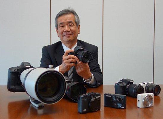 Mr Masaya Maeda, Image Credit : DCWatch