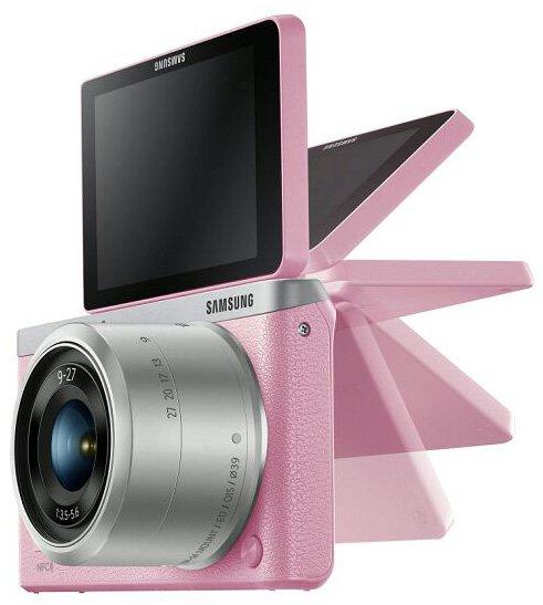 Kamera Samsung-NX-F1