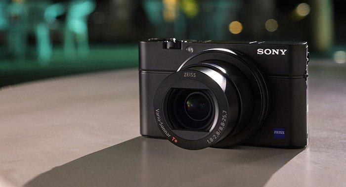 Kamera Sony RX100 III, Image Credit : Sony