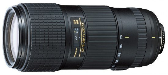 Tokina AT-X 70-200mm f/4 PRO FX VCM-S, Image Credit : Tokina