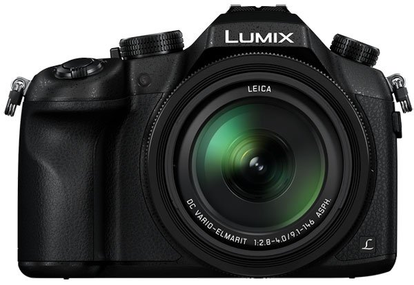 Press Release Panasonic Lumix FZ1000 Kamera Superzoom