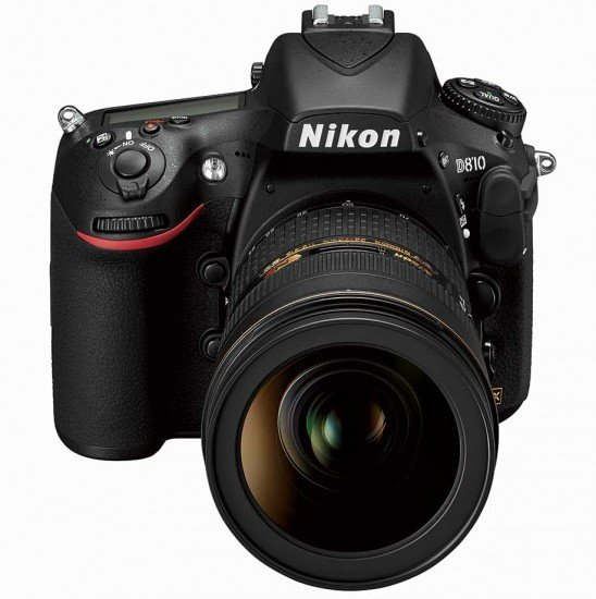 Nikon D810, Image Credit : Nikon