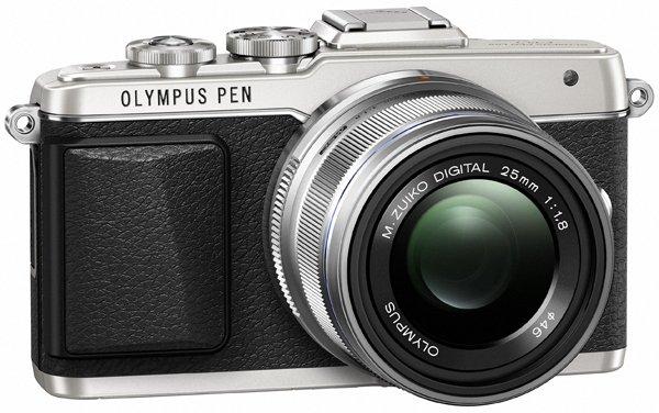 Olympus E-PL7, Image Credit : Olympus